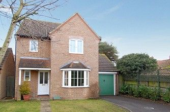 Thumbnail 3 bed detached house to rent in Longworth, Oxfordshire