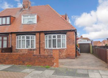 Thumbnail 3 bed semi-detached house for sale in Hemsley Road, South Shields
