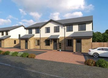 Thumbnail 3 bed mews house for sale in Jubilee Mews, Jubilee Road, Buckley, Flintshire