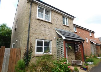 Thumbnail 3 bed detached house for sale in Swain Close, Axminster