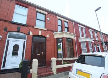 Thumbnail 3 bed terraced house for sale in Barrington Road, Wavertree, Liverpool