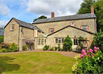 Thumbnail 6 bed detached house for sale in The Street, Castle Eaton
