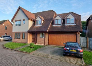 Thumbnail 5 bed detached house for sale in Brinklow Court, St. Albans, Hertfordshire
