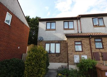 Thumbnail 3 bedroom end terrace house to rent in Coombe Way, Plymouth
