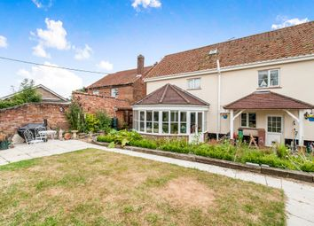 Thumbnail 5 bed detached house for sale in The Street, Ovington, Thetford