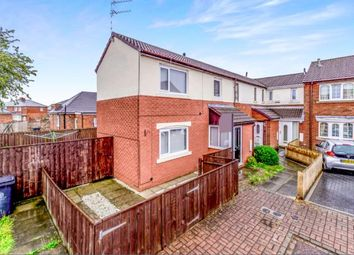Thumbnail 2 bed end terrace house for sale in Ribblesdale, Wallsend, Tyne And Wear