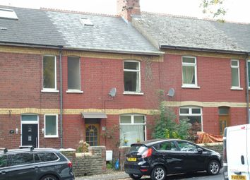 Thumbnail 2 bed terraced house for sale in Lavernock Road, Penarth