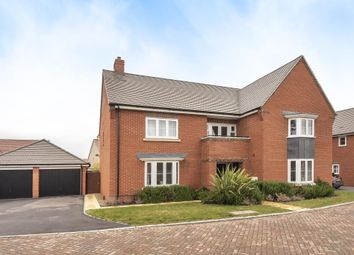 Thumbnail 5 bed detached house for sale in Steventon, Oxfordshire