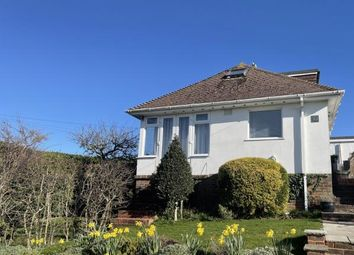 Thumbnail Bungalow for sale in Stanmer Avenue, Saltdean, Brighton, East Sussex