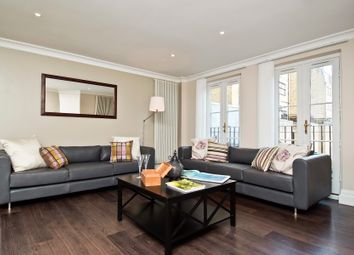 Thumbnail 2 bed flat to rent in Beauchamp Place, London