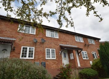 Thumbnail 2 bed terraced house for sale in Cheviot Close, Worcester