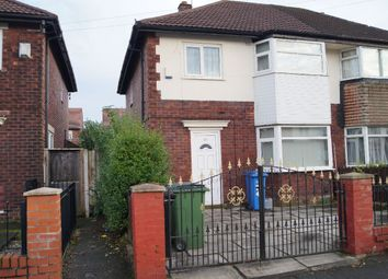 Thumbnail 3 bed semi-detached house to rent in Shelley Road, Stockport