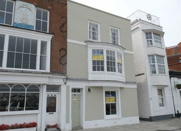Thumbnail 4 bedroom end terrace house for sale in Broad Street, Portsmouth