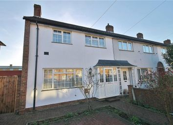 Thumbnail 3 bed end terrace house for sale in Elizabethan Way, Stanwell, Staines-Upon-Thames, Surrey
