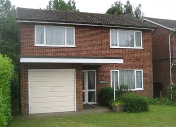 Thumbnail 4 bed detached house for sale in Market Street, Shipdham, Thetford, Norfolk
