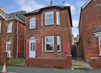 Thumbnail Detached house for sale in Grange Road, East Cowes, Isle Of Wight