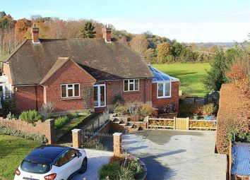 Thumbnail 3 bed detached bungalow for sale in Meadow Close, Godalming
