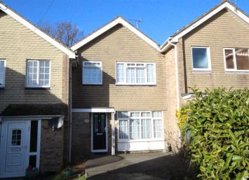 Thumbnail 3 bed terraced house for sale in Montgomery Walk, Waterlooville