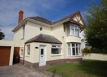 Thumbnail 3 bedroom detached house for sale in Serpentine Road, Tenby