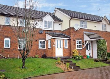 Thumbnail 2 bed terraced house for sale in Ash Crescent, Bromyard