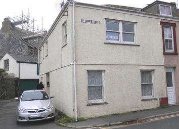 Thumbnail 1 bed flat to rent in St Clare Street, Penzance