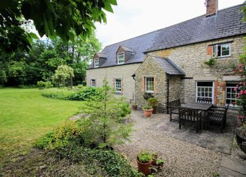 Thumbnail 4 bed detached house for sale in Back Lane, Lower Village, Blunsdon, Wiltshire