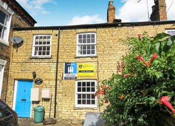 Thumbnail 2 bedroom cottage for sale in Ryhall Road, Stamford