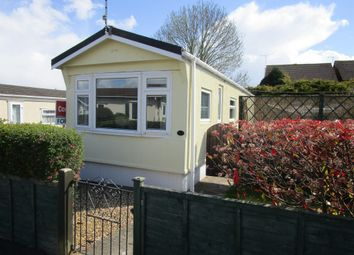 Thumbnail 2 bed mobile/park home for sale in Beverley Hills Park, Boscombe Down, Salisbury