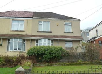 Thumbnail 3 bed semi-detached house for sale in Neath Road, Maesteg, Maesteg, Mid Glamorgan