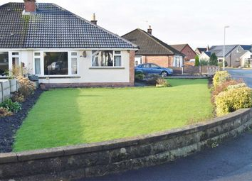 Thumbnail 2 bedroom semi-detached bungalow for sale in Dorchester Road, Garstang, Preston
