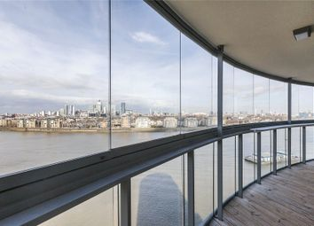 Thumbnail 2 bed flat to rent in Admirals Tower, 8 Dowells Street, Greenwich, London