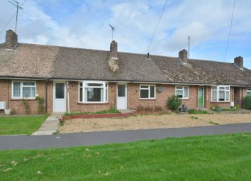 Thumbnail 2 bedroom terraced bungalow for sale in Churchill Close, Sutton, Ely