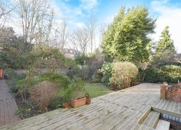 Thumbnail 3 bed flat for sale in Daleham Gardens, Belsize Park