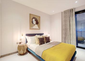 Thumbnail 1 bed flat for sale in Drapers Yard, Ram Quarter, London