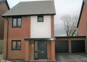 Thumbnail 3 bed link-detached house for sale in Rowan Drive, Seaton