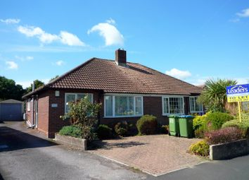 Thumbnail 2 bedroom bungalow to rent in Blackbrook Road, Fareham
