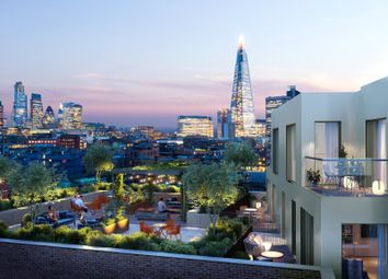 Thumbnail 1 bed flat for sale in Brigade Court, Southwark
