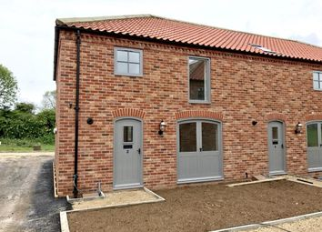 Thumbnail 3 bedroom semi-detached house for sale in Main Road, Sibsey, Boston