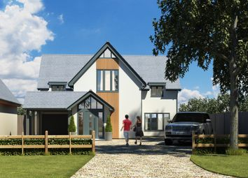 Thumbnail 4 bed detached house for sale in Braintree Green, Rayne, Braintree