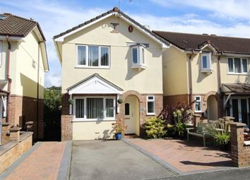Thumbnail 4 bed detached house for sale in Hawthorn Way, Higher Compton, Plymouth
