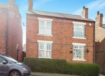 Thumbnail 2 bed semi-detached house for sale in Glebe Street, Kirkby-In-Ashfield, Nottingham