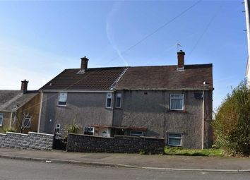Thumbnail 2 bedroom semi-detached house for sale in Cadle Crescent, Swansea