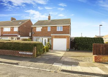 Thumbnail 3 bed detached house for sale in Thorntree Close, Whitley Bay