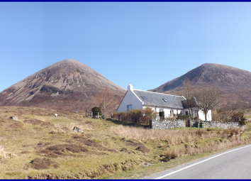 Thumbnail 4 bed detached house for sale in Torrin, By Broadford, Isle Of Skye