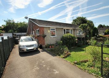Thumbnail 2 bed semi-detached bungalow for sale in Poolway Place, Coleford