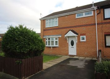 Thumbnail 3 bed end terrace house for sale in Needham Crescent, Prenton, Merseyside