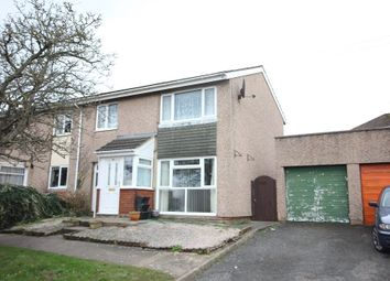 Thumbnail 3 bed semi-detached house for sale in Drake Road, Newton Abbot