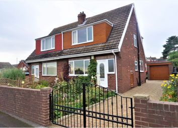 Thumbnail 3 bed semi-detached house for sale in Lynwood Drive, Carlton Barnsley