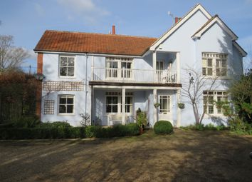 Thumbnail 5 bed detached house for sale in Ipswich Road, Woodbridge