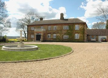 Thumbnail 7 bed detached house to rent in Woolley Road, Alconbury, Huntingdon
